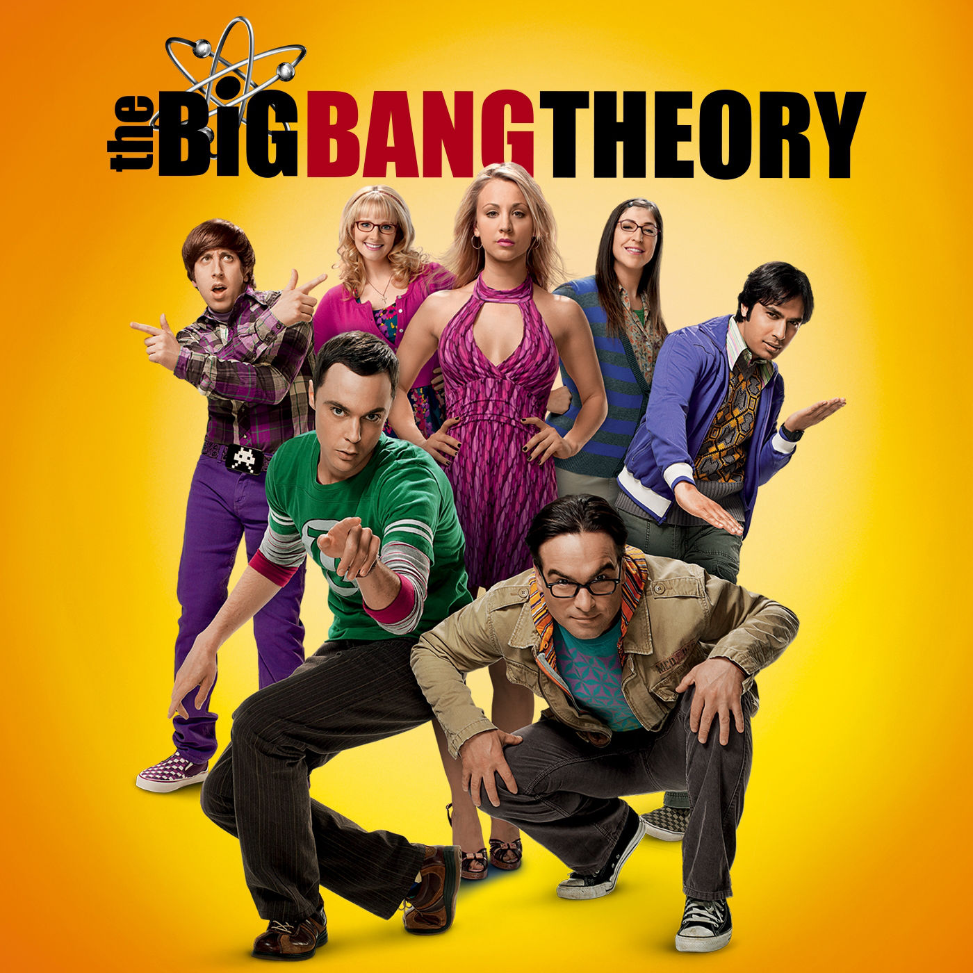 The Big Bang Theory love lessons